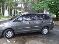 Dijual Toyota Kijang Innova Tahun 2012