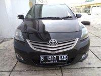 Dijual mobil Toyota Vios G 2012 Sedan