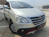 Toyota Kijang Innova G Tahun 2014