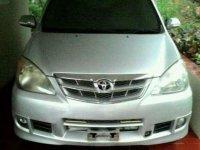 Toyota Avanza G MT Tahun 2011 Manual