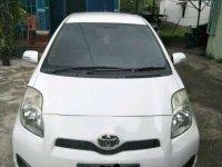 Toyota Yaris Manual Type E Tahun  2012