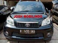 Toyota Rush G Matic Hitam Tahun 2011