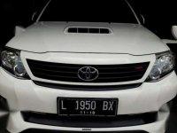 Toyota Fortuner G TRD 2013 sangat istimewa