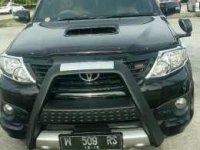 Dijual mobil Toyota Fortuner G TRD Sportivo 2014 siap pakai