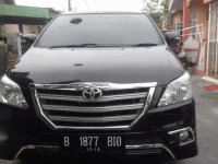 Jual Toyota Innova G Luxury Tahun 2015