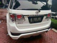 Toyota Fortuner TRD G Luxury 2013