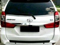 Toyota Avanza G 2016 MPV