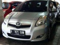 Dijual Mobil Toyota Yaris E Hatchback Tahun 2010
