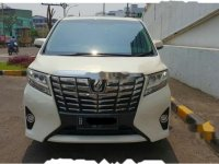 Dijual mobil Toyota Alphard G 2016 Wagon