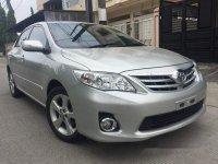 Toyota Corolla Altis V Tahun 2012