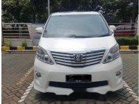 Dijual mobil Toyota Alphard V 2011 MPV