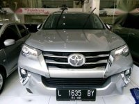 Toyota Fortuner VRZ AT Tahun 2017 Automatic