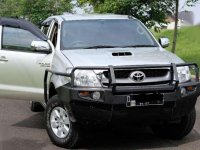 Jual Toyota HiLux 3.0 G 2011