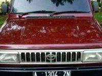 Toyota Kijang SSX MT Tahun 1995 Manual