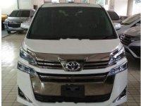 Dijual mobil Toyota Vellfire G 2018 Wagon