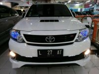 Toyota Fortuner 2,5 TRD Sportivo 2014