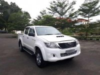 Jual Toyota Hilux G 2013