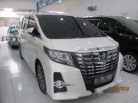 Toyota Alphard SC 2015