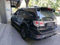 Toyota Fortuner TRD Diesel Matic 2014