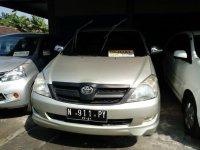 Toyota Kijang Innova 2.0E M/T 2007