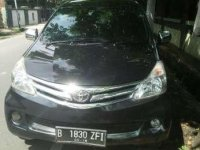 Dijual Toyota Avanza 2013 siap pakai