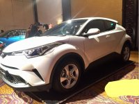 Jual mobil Toyota C-HR 2018 Jawa Timur