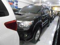 Toyota Fortuner G 2013