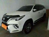 Toyota New Fortuner VRZ Tahun 2016
