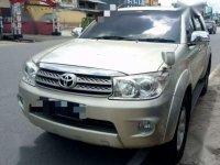 Toyota Fortuner V 2011