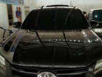 Dijual Mobil Toyota Fortuner VRZ 2016
