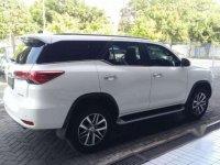 Dijual Toyota Fortuner VRZ 2017