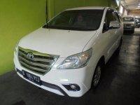 Jual Mobil Toyota Kijang Innova 2013
