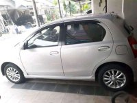 Toyota Etios G 1.2 Manual 2014