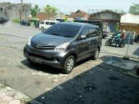 Dijual Toyota Avanza Type E 1,3 2015