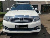 Dijual mobil Toyota Fortuner V 2015 SUV