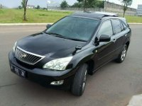 Jual Toyota Harrier 240G 2009