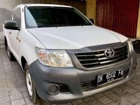 Toyota Hilux single Cabin 2013 Putih Asli Bali
