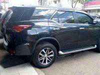 Dijual Toyota Fortuner VRZ 2016