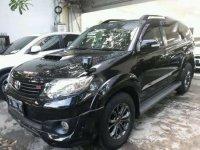 Dijual Toyota Fortuner TRD 2015