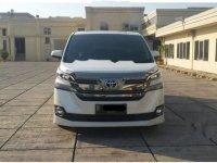 Dijual mobil Toyota Vellfire G 2016 Wagon