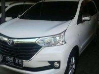 Dijual Mobil Toyota Avanza G MPV Tahun 2017