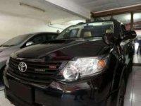 Dijual Toyota Fortuner TRD 2014