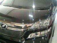Toyota Vellfire ZG 2014 Automatic