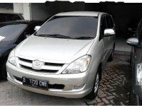 Dijual mobil Toyota Kijang Innova V 2007 MPV