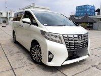 Dijual mobil Toyota Alphard G 2017 Wagon