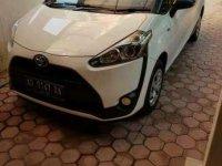 Jual Toyota Sienta E Tahun 2017