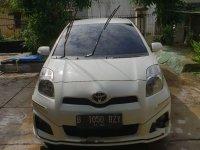 Jual mobil Toyota Yaris TRD Sportivo 2012 Hatchback