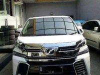Dijual mobil Toyota Vellfire Z 2015 Istimewa