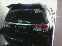 Toyota Fortuner TRD Disel Matic 2014