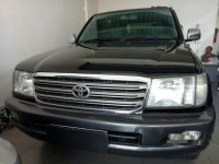 Jual mobil Toyota Land Cruiser 2004 Banten